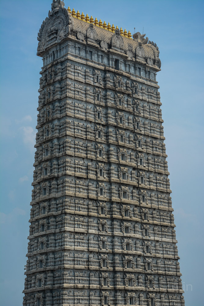 Gopura of Murudeshwar Temple